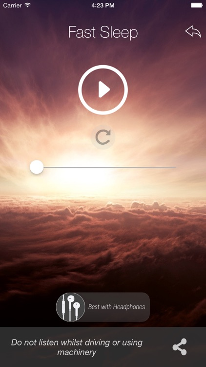 EasySleep Hypnosis - Insomnia Mindfulness Relaxation for Bedtime Sleep screenshot-3