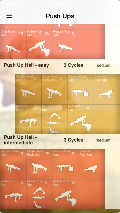 Push Ups 1 to 100: Full Fitness Buddy Workout Personal Trainer to Lose  Weight and Burn Calories by Gabriel Lupu