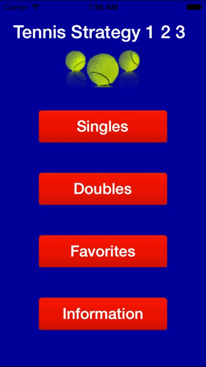 Tennis Strategy 1 2 3 screenshot-0