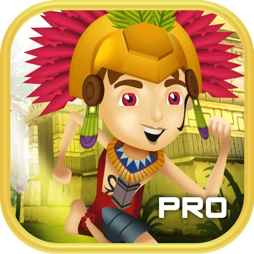 Aztec Temple 3D Infinite Runner Game Of Endless Fun And Adventure Games PRO