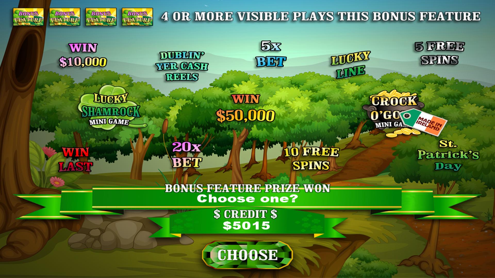 Crock O'Gold Slots TV screenshot 2