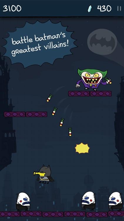 Doodle Jump DC Super Heroes screenshot-3