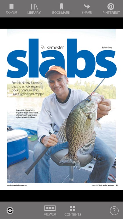 South Carolina Sportsman Magazine screenshot-3