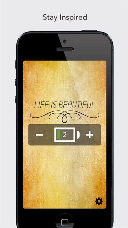 LifeCharge: Simple Elegant Journal of Your Ups and Downs screenshot-4