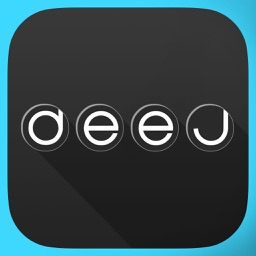 deej Lite - DJ turntable. Mix, record & share your music