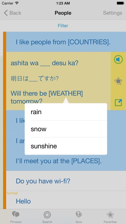 Japanese Phrasebook - Travel in Japan with ease