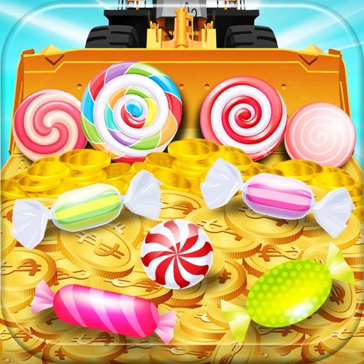 Candy Coin Dozer (Free Carnival World of Gold Seasons) - Big Win
