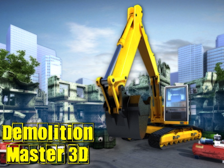 Demolition Master 3D HD screenshot-4