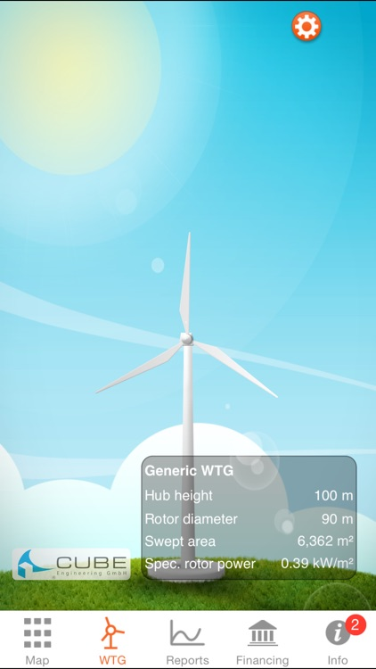 WindScout screenshot-2