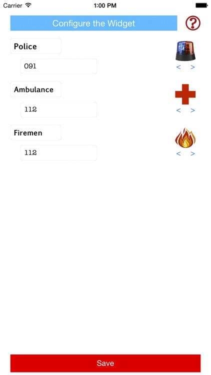 Emergency Call App screenshot-3