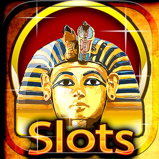 Golden Pharaoh's Treasure Slot Machines - The frenzy way to spin the fire of realistic simulation casino games