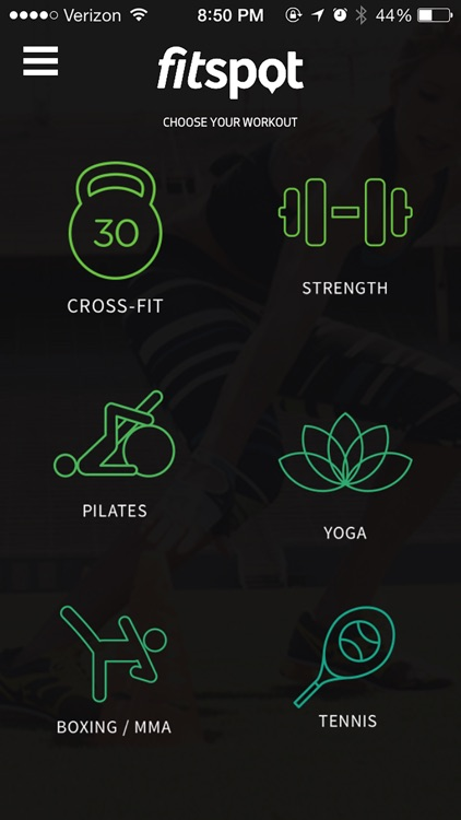 Personal Training On Demand - Fitspot screenshot-1