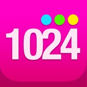 1024 Puzzle Game - mobile logic Game - join the numbers