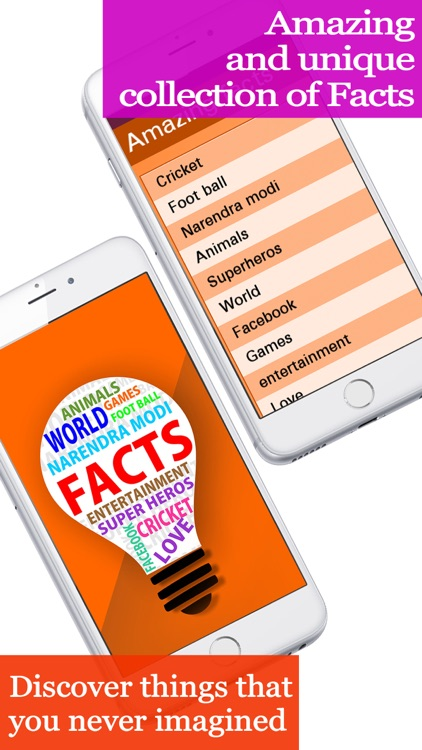 Amazing facts collection