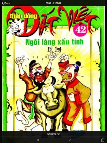 ... Screenshot #2 for Thần Đồng Đất Việt - Đọc Truyện Tranh Offline ...