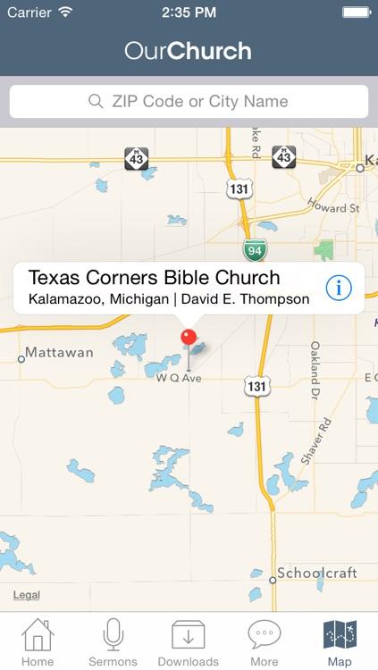 Texas Corners Bible Church screenshot-4