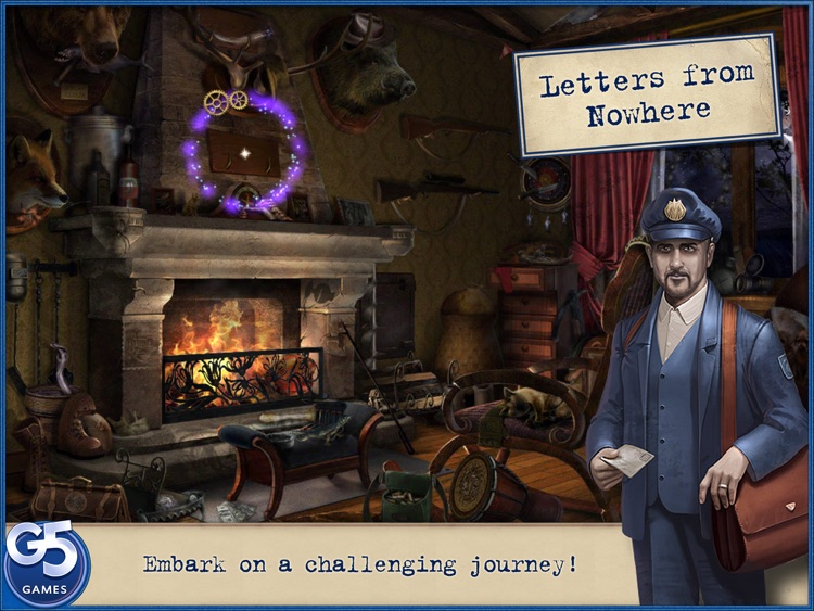 Letters from Nowhere® HD screenshot-0
