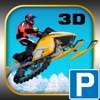 Arctic Fury 3D Off-Road Snowmobile Parking Extreme - Snow Mountain Stunt Racing Simulator FREE - iPhoneアプリ