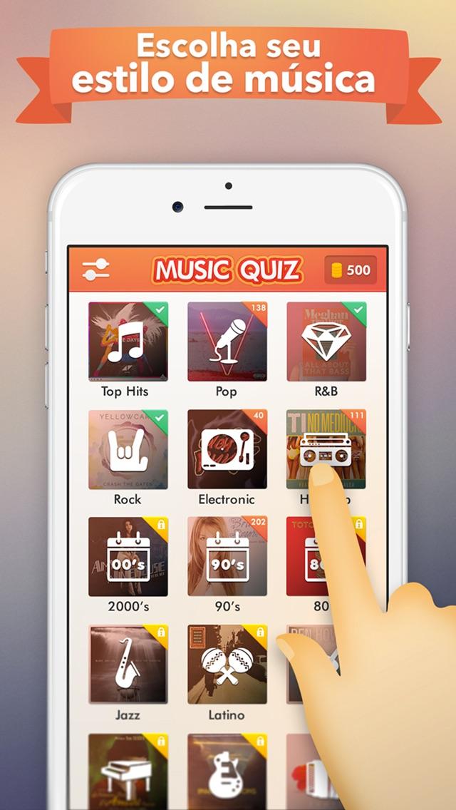 Baixar Music Quiz - QUIZ DE MÚSICA ! para Android