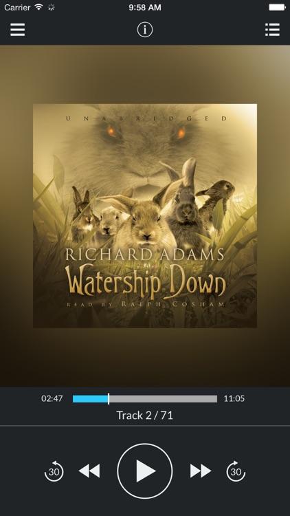 Watership Down (by Richard Adams) (UNABRIDGED AUDIOBOOK)