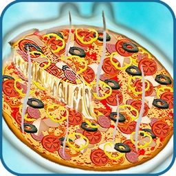 Pizza fast food cooking games - pizzeria maker shop story