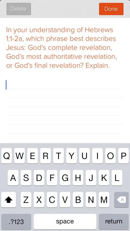 Explore the Bible screenshot-4