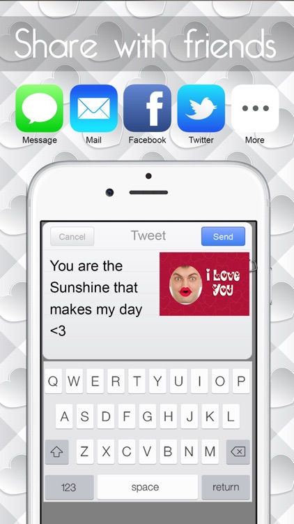 Happy Valentine's Day - Love Cards Creator screenshot-3