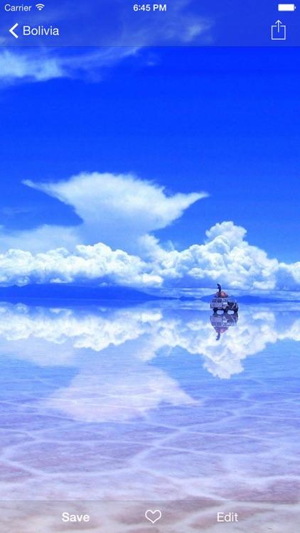 World Scenic Pro - Amazing HD Wallpapers Gallery of the World Scenery screenshot-3