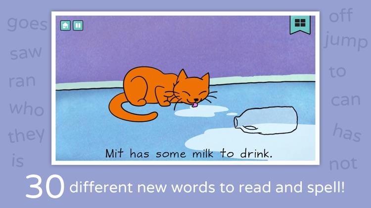 Bob Books Reading Magic Sight Words screenshot-4
