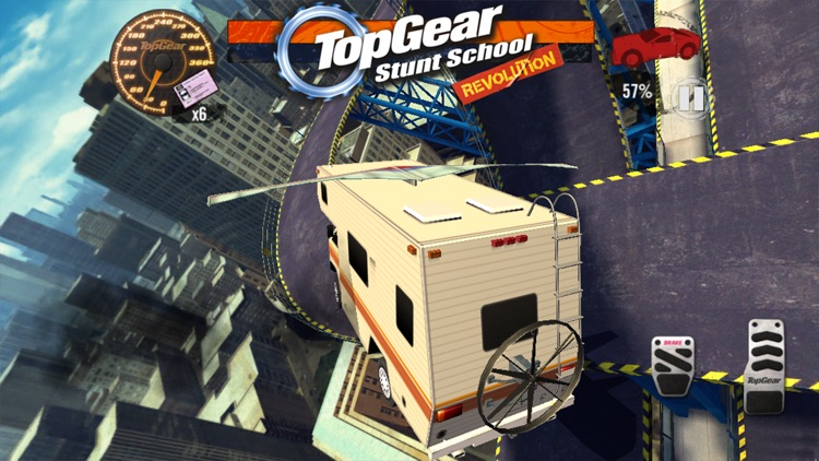 Top Gear: Stunt School Revolution screenshot-0