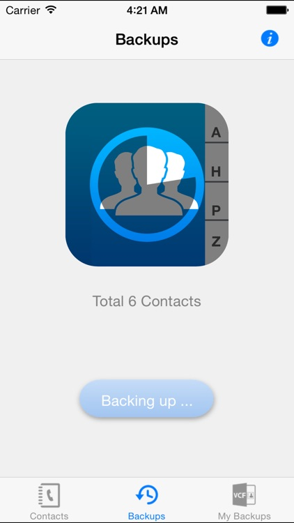 My Contacts Backup Pro - Easy contacts backup and restore