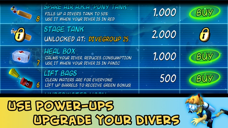 Divemaster - the Scuba Diver Photo Expedition Adventure game with sharks and dolphins screenshot-3