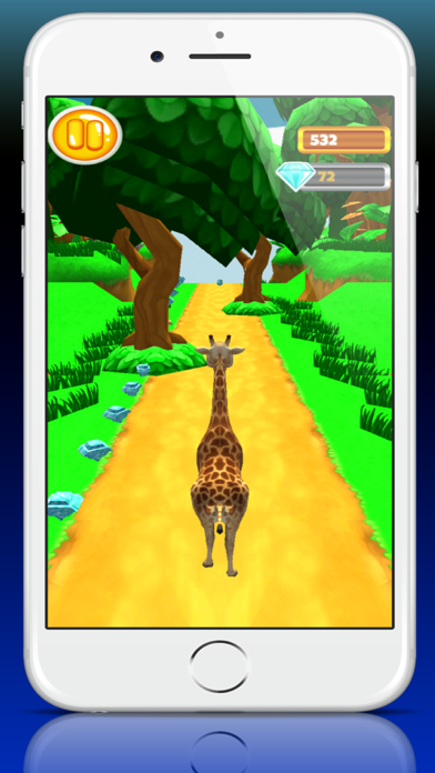 Zoo Escape Animal Run - 3D Island Voyage Quest screenshot two