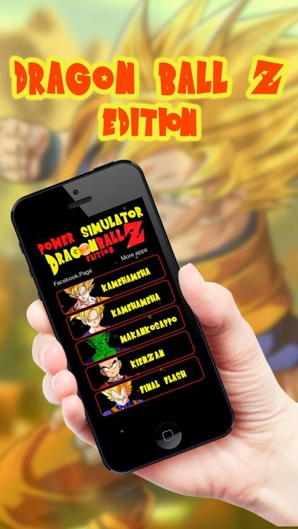 Power Simulator - DBZ Dragon Ball Z Edition - Make Kamehameha, Final Flash, Makankosappo and Kienzan screenshot-4