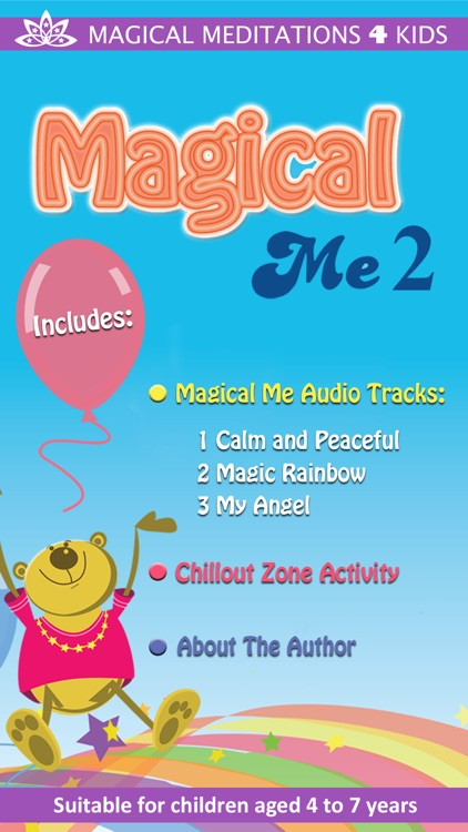 Magical Me 2 - Children's Meditation App by Heather Bestel screenshot-0