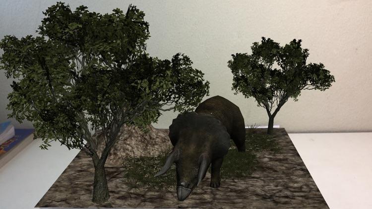 Herbivorous Dinosaurs AR Book screenshot-3