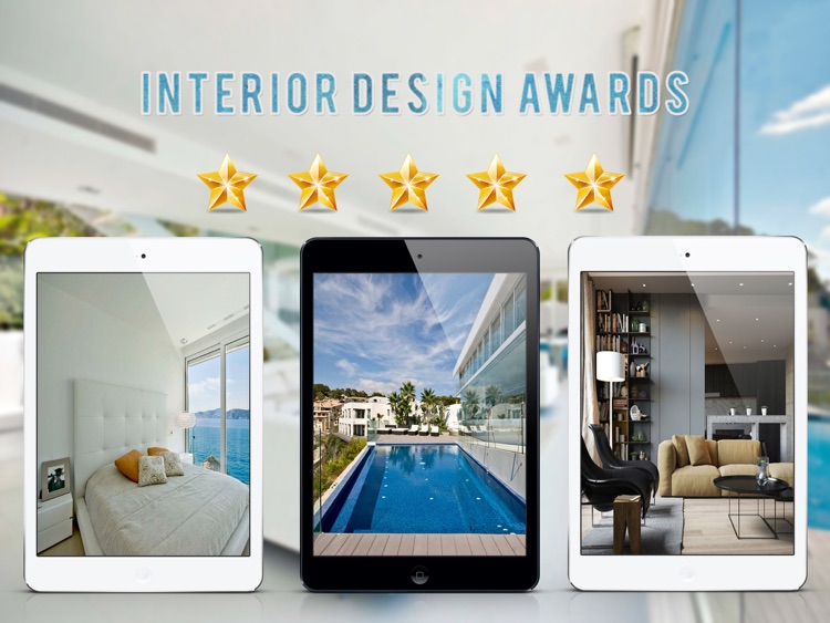 Architecture and Interior Design for iPad screenshot-1