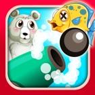 ホッキョクグマのシューティングゲーム 無料釣りゲーム 男の子と女の子のための最高のゲーム icon