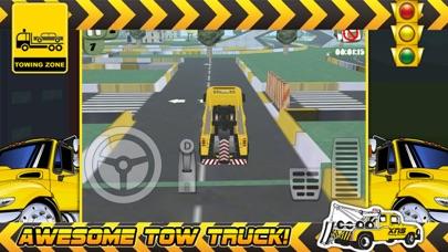 3Dレッカー車の駐車場の挑戦ゲーム無料のおすすめ画像3