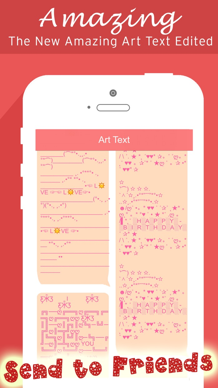 Fonts Keyboard, Art Fonts, Cool Font for Chat Screenshot
