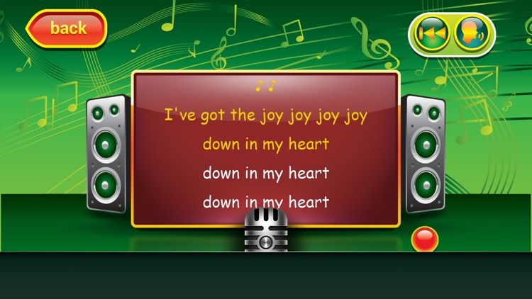 Karaoke For Kids 2 screenshot-2