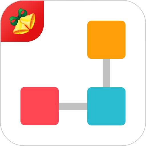 Squares: Игра на соединение точек
