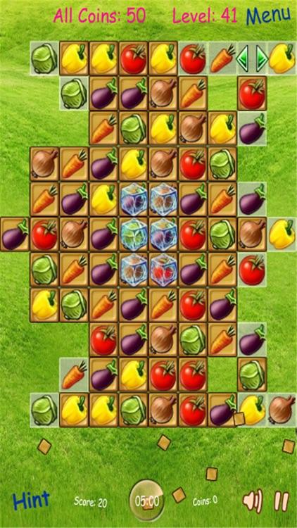Fruit Match 3 Puzzle screenshot-4