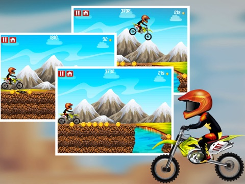 super bike race - The Arcade Creative Game Edition-ipad-2