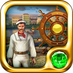 Hidden Object: Detective in the port of Nice