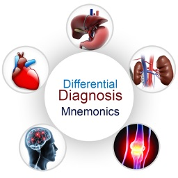 Differential Diagnosis Mnemonics Includes Cardiology, Endocrine, Gastroenterology, Pulmonology, and many more systems
