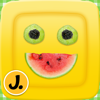 Cute Food - Creative Fun with Fruits and Vegetables, Healthy and Funny Meals for Kids