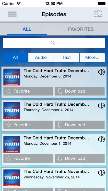 The Cold Hard Truth with Judson Phillips