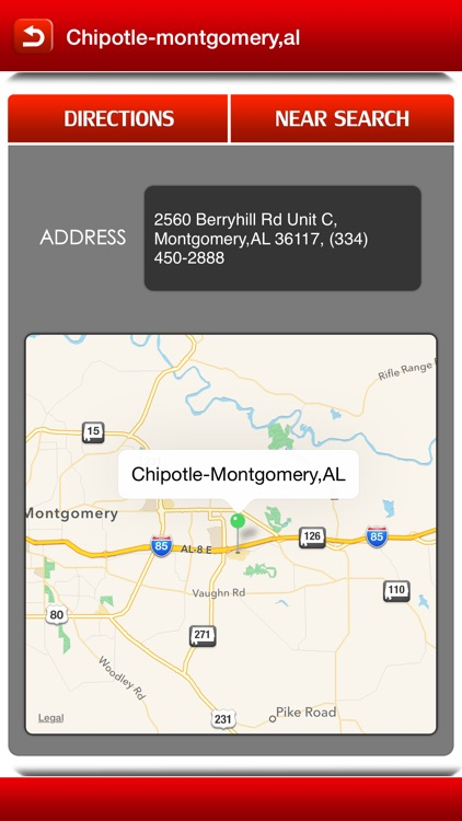 Great App for Chipotle Mexican Grill