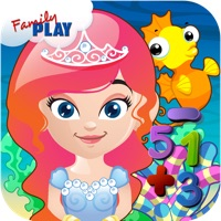 Codes for Mermaid Princess Preschool Adventure: Basic Addition, Subtraction, Missing Number and More Math Adventures Hack